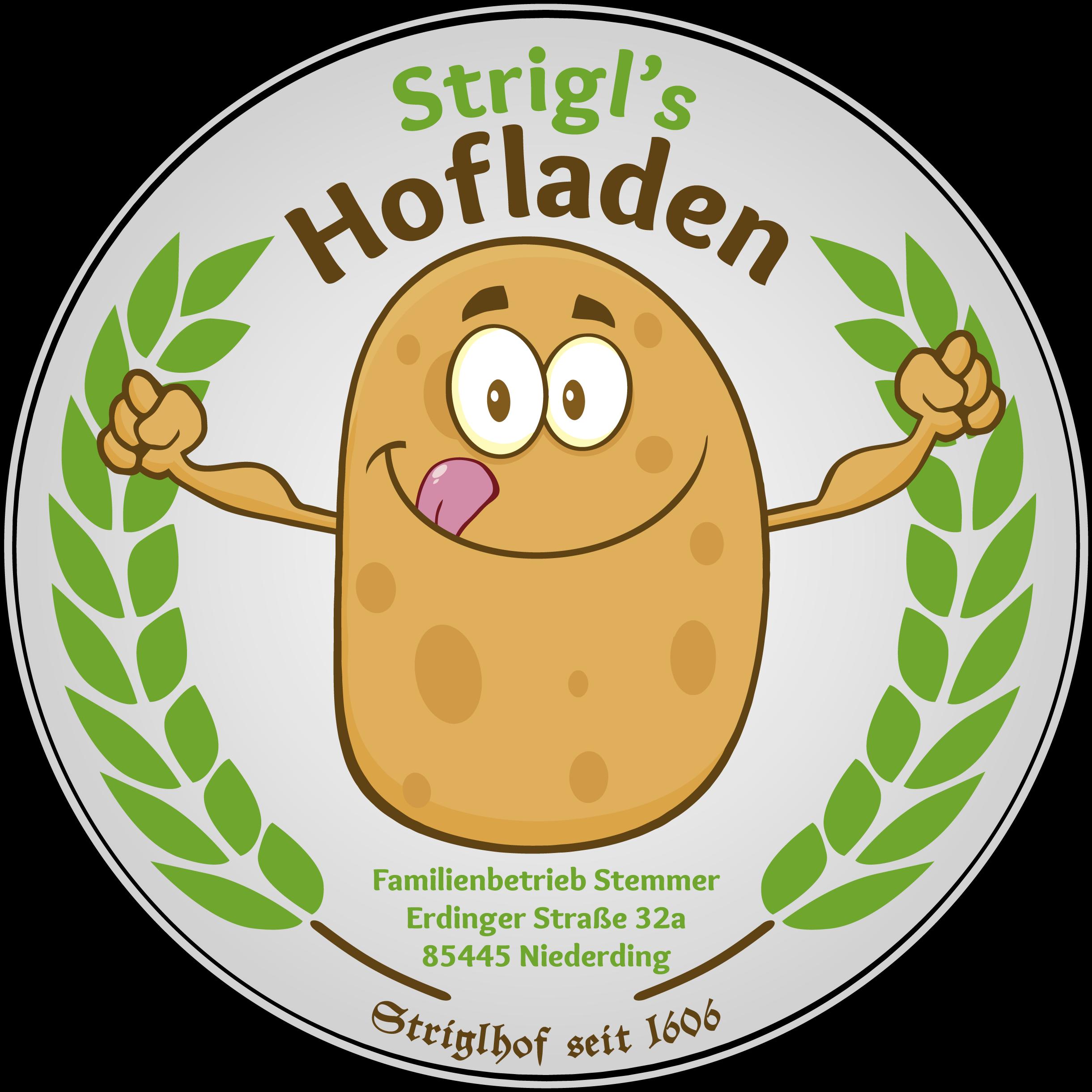 Logo Strigl's Hofladen